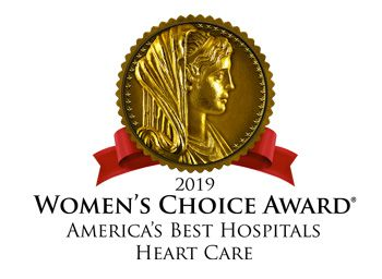 Women's Choice Award | Hunterdon Cardiovascular Associates | Flemington, NJ
